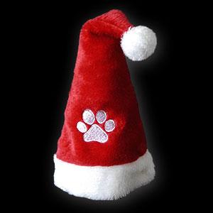 Weihnachtsm/ütze,Nikolausm/ütze Pl/üsch Rand,Neuheit Winter Weihnachten Verkleiden Sich,Weihnachtsfeier Samt Pl/üschhut f/ür Kinder